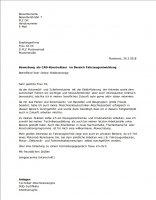 Bewerbungscheck Rechtschreibung Lucke Lebenslauf Techniker Forum